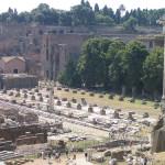 Week-end et excursion à Rome