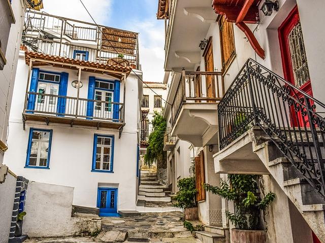 Vacances pas cher en Grèce