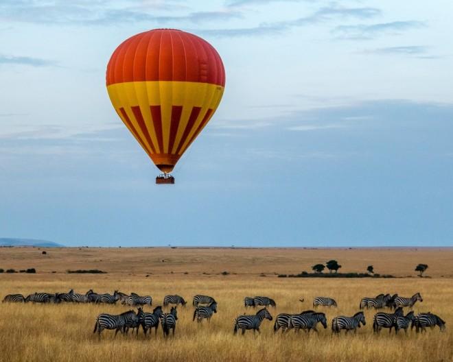 Aventure au Kenya