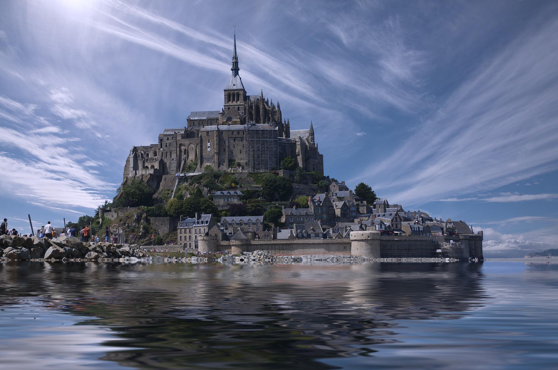 Week end en amoureux Mont Saint-Michel
