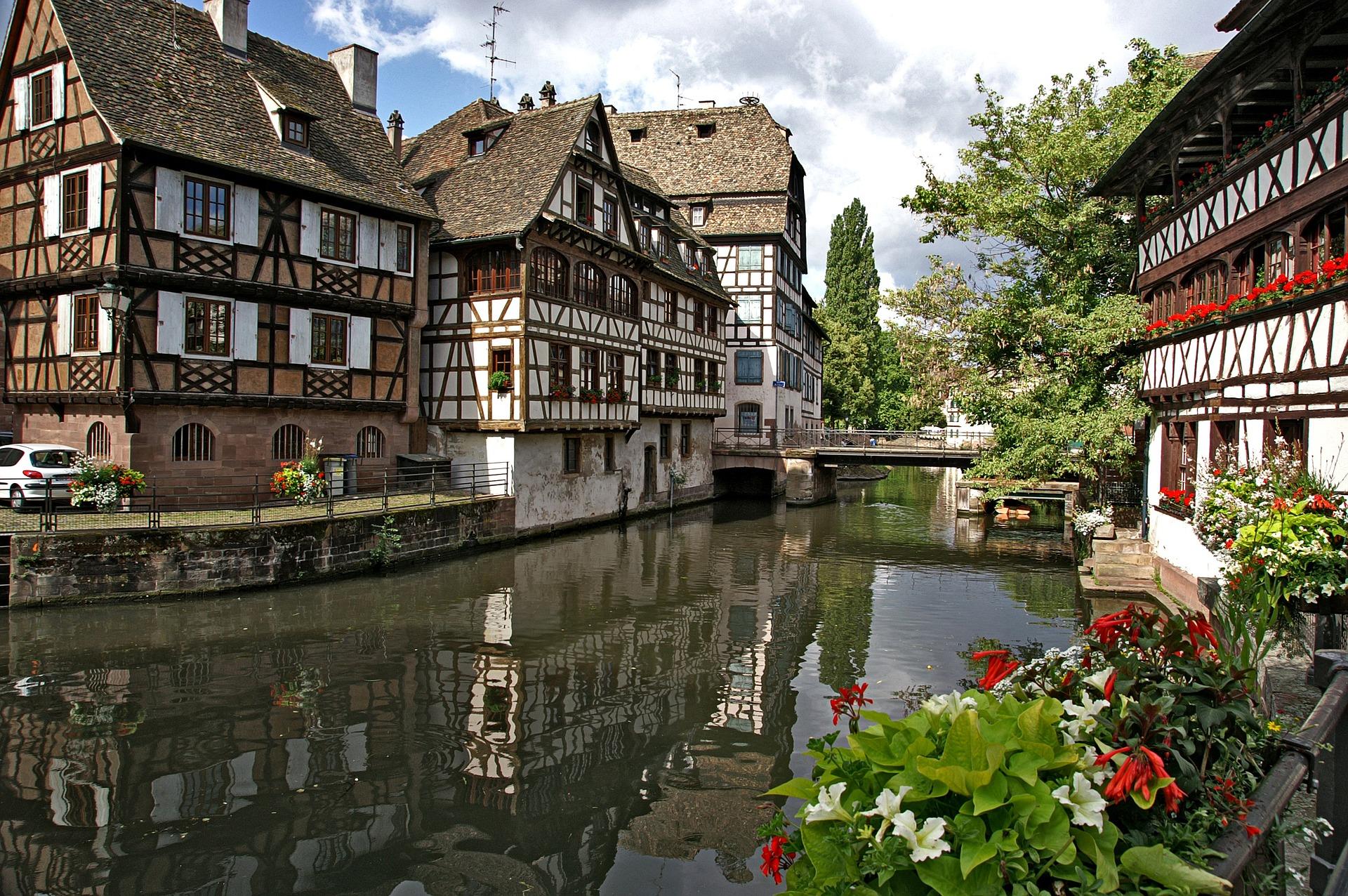 Week end en amoureux Strasbourg